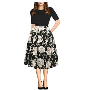 Dresses & Skirts - Vintage  Swing Party Dress